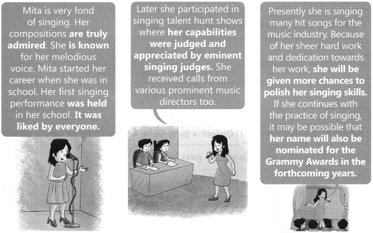 Active And Passive Voice Exercises for Class 6 With Answers CBSE 3