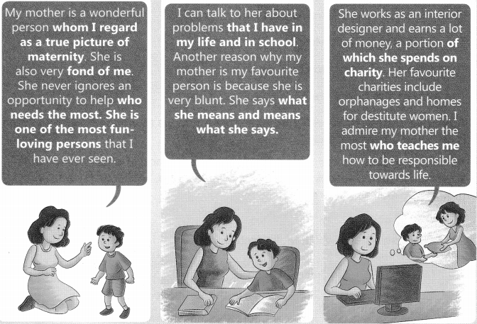 Adjective Phrase And Adjective Clause Exercises for Class 7 CBSE 3